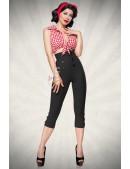 Облегающие брюки в стиле Ретро Belsira (108056) - 3, 8
