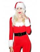 Новогодний костюм Мисс Санта DS6185 (126185) - оригинальная одежда, 2