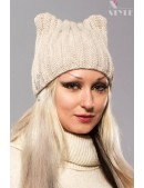 Зимняя шапка с ушками XA2051 (502051) - foto