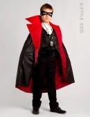 Карнавальный плащ вампира для мальчика X205 (222005) - foto