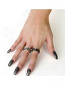 Оловянные кольца Alchemy Gothic (AGR212) - 4, 10