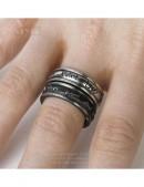 Оловянные кольца Alchemy Gothic (AGR212) - оригинальная одежда, 2