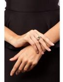 Позолоченное кольцо Swarovski jenh805q0 (jenh805q0) - цена, 4