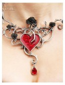 Колье Bed Of Blood Roses в подарочной упаковке (AGP630) - оригинальная одежда, 2