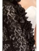 Утягивающий корсет на одно плечо X-Style (CGE120) - материал, 6