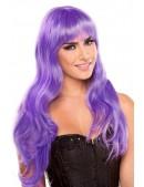 Фиолетовый парик Cosplay Couture (503022) - foto