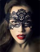 Кружевная маска (901001) - foto