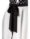 Белая пляжная юбка Belsira (140125) - оригинальная одежда, 2