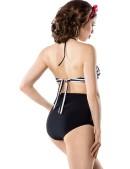 Ретро-купальник бандо Belsira (140086) - оригинальная одежда, 2