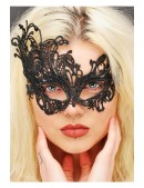 Черная ажурная маска XC1080 (901080) - цена, 4