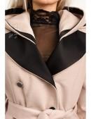 Кашемировое зимнее пальто с капюшоном 115047 (115047) - оригинальная одежда, 2