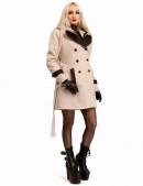 Кашемировое зимнее пальто с капюшоном 115047 (115047) - 5, 12