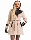Кашемировое зимнее пальто с капюшоном 115047 (115047) - 3, 8