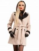 Кашемировое зимнее пальто с капюшоном 115047 (115047) - материал, 6