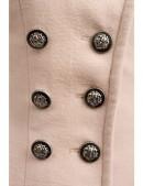 Длинное кашемировое пальто X5062 (115062) - 4, 10