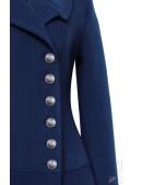 Винтажное двубортное пальто X5064 (115064) - материал, 6