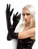 Длинные перчатки под кожу (601137) - foto