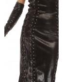 Платье миди под змеиную кожу X-Style (105210) - цена, 4