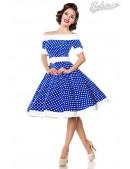 Платье Rockabilly с поясом Belsira (105250) - foto