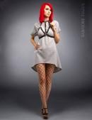Платье с портупеей X246 (105246) - foto