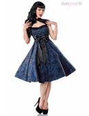 Платье в стиле Rockabilly Amynetti (105186) - foto