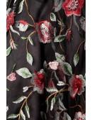 Платье Ретро с вышитыми цветами Belsira (105404) - 3, 8