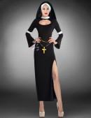 Карнавальный костюм монашки (118030) (118030) - оригинальная одежда, 2