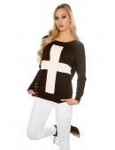 Джемпер женский Cross WM112 (111112) - foto