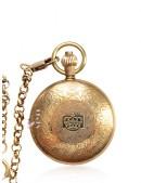 Карманные механические часы в антикварном стиле (330039) - foto