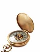 Карманные механические часы в антикварном стиле (330039) - цена, 4