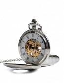 Двусторонние механические часы PRESTIGE (330053) - foto