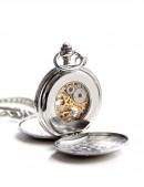 Двусторонние механические часы с цельной крышкой (330037) - оригинальная одежда, 2