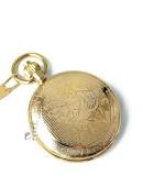 Золотистые карманные часы в подарочной упаковке (330041) - оригинальная одежда, 2