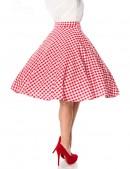 Винтажная юбка в клетку Belsira (107123) - оригинальная одежда, 2