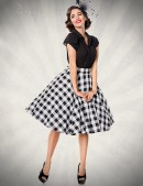 Юбка в стиле 50-х Belsira (107125) - foto