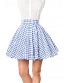 Короткая юбка солнце Belsira (107128) - оригинальная одежда, 2