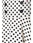 Винтажная юбка с высоким поясом (107132) - 4, 10