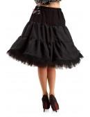 Пышный черный подъюбник Xstyle (107160) - оригинальная одежда, 2