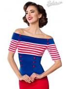 Блузка в стиле 50-х Belsira