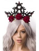 Корона с розами CC4225