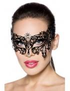 Карнавальная металлическая маска Amynetti