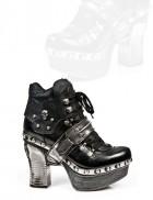Кожаные ботиночки New Rock