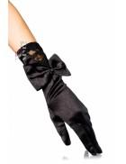 Вечерние перчатки с бантом AN1145