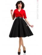 Платье в стиле Ретро с декольте X-Style
