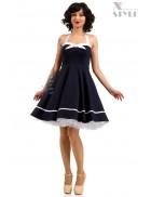 Платье в стиле 60-х X5346