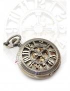 Карманные механические часы Figures
