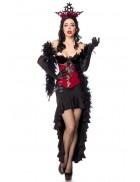 Асимметричная юбка Burlesque Queen