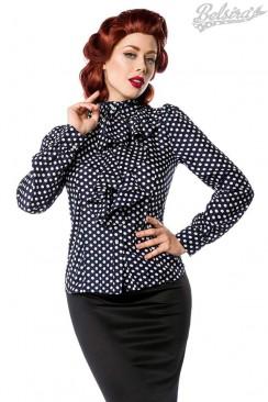 Блузка в ретро-стиле Belsira