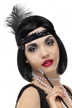 Повязка для волос в стиле 20-х XT4221