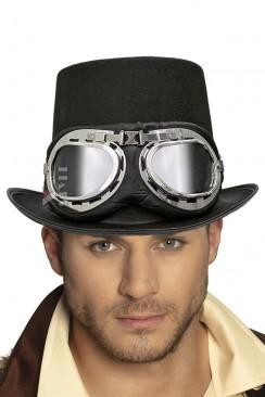 Шляпа-цилиндр Steampunk Retro CC42
